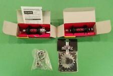 Mozzi Shimano DX BMX FH-MX66  36 fori hubs + sprocket  CS-MX66  18 T