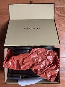 RM Williams Comfort Turnout - size 8.5 G (9.5 US) Chestnut Yearling Chelsea Boot