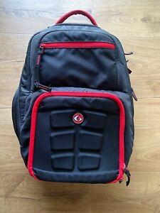 6 Pack Fitness Backpack Meal Laptop bag - Excellent