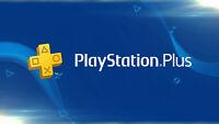 PS Plus Membership Subscription 12 Month PlayStation [NO CODE] READ DESCRIPTION