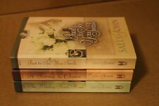 3 SALLY JOHN PAPERBACK ROMANCE BOOKS JOURNEY BY CHANCE WINDING ROAD HOME