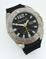 Body Glove Big Divers Scuba Black Watch NEW XXL Original BG305101 300M WR
