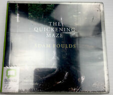 The Quickening Maze by Adam Foulds Read by Colin Moody Audiobook Bolinda Sealed