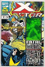X-MEN FATAL ATTRACTIONS COMPLETE SET OF 6 HOLOGRAM COVERS Wolverine 75, X-Men 25