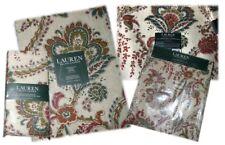 Oval Dining Table Linen Paisley Cloths Set | Ralph Lauren