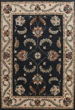 Floral Traditional Oriental Area Rug Hand-Tufted Wool Home Decor Carpet 10x13 ft