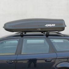 BOX AUTO STILE ZEUS 480L 1-92831 N/16 NERO GOFFRATO FARAD