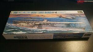 Hasegawa 1/700 Water Line Series Aircraft Carrier AKAGI Scale Model Kit