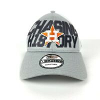 New Era 9Forty Houston Astros 2018 CHASING HISTORY Snapback Cap On Field Hat