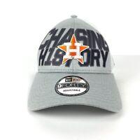 New Era 9Forty Houston Astros 2018 CHASING HISTORY Snapback Cap On Field Hat
