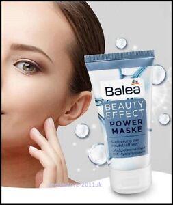 Balea Beauty Effect ANTI WRINKLE Power Mask 50ml - HYALURONIC ACID & SHEA BUTTER
