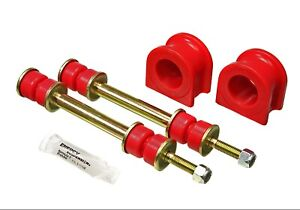 Energy Suspension 3.5235R Sway Bar Bushing Set