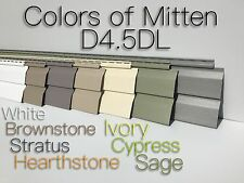 20 Square Vinyl Siding Package NIB Choose Your Color Accessories Included