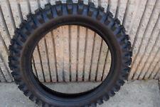 VINTAGE MOTORCROSS TIRE & TUBE  V109 4.50-18, (120/90-18) 72P 6 Ply MX Tire