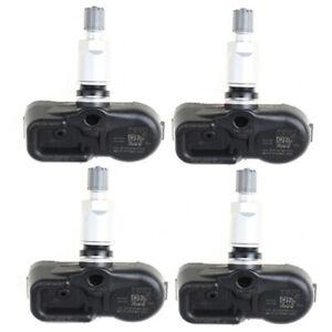 Set of 4 TIRE PRESSURE SENSOR TPMS for 40700-JK01B 60 day warranty SET-TS51