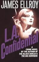 James Ellroy L.A. Confidential Trade Hardcover Edition, Good to Very Good
