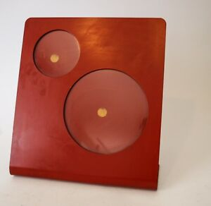 ♥ Marc de Champeaux per Creare - Portafoto in metallo vintage design anni 70 80