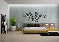 Floral design 310 vinyl wall decal