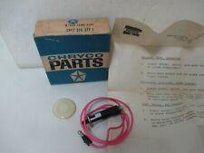 Mopar NOS 1968-73 Plymouth Fury Dodge Polara Monaco Glove Box Lamp ASSY 2947285