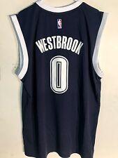 Adidas NBA Jersey Oklahoma City Thunder Westbrook Navy Alt sz S