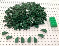 Lego wedge slope 2x1 wing right 29120 new left stud notch sand green 29119