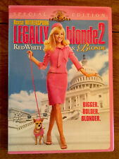 Legally Blonde 2 - Red, White & Blonde (Special Edition) - DVD - VERY GOOD PINK!