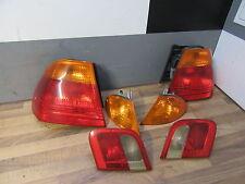 Rückleuchtenset BMW E46 Limousine+ kpl + Orginal + VFL +Rot Gelb +Blinkleuchte v