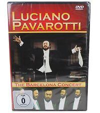 Luciano Pavarotti - The Barcelona Concert Video DVD (2007) NEU