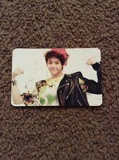 B2ST Midnight Sun Photocard (Yoseob)