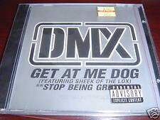 DMX GET AT ME DOG Feat SHEEK remixes CD Sealed 7 Trk