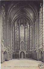 75 - cpa - PARIS - Intérieur de la Sainte Chapelle - Le Reliquaire