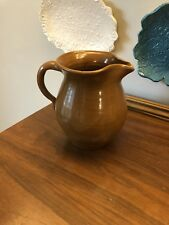 Brown Bybee Water Pitcher