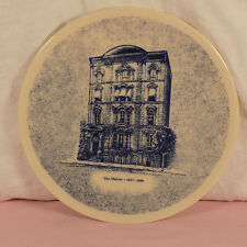 Lenox Plate The Marine Bank 1981 Limited Edition The Marine Corporation