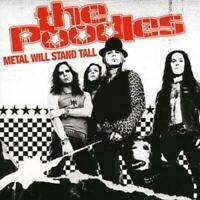 The Poodles : Metal Will Stand Tall CD (2007) Expertly Refurbished Product