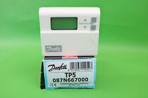 Danfoss TP5 Electronic Programmable Room Thermostat