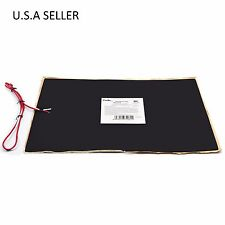 """Facon 12"""" x 18"""" RV Camper Traler Holding Water Tank Automatic Therma Heater Pad"""