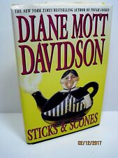 Sticks & Scones: A Novel by Diane Mott Davidson