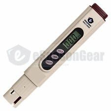 eSeasongear Salt-3000 Digital NaCl Salinity ppm Tester Meter for Pool & Koi Pond