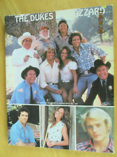 The Dukes of Hazzard School Folder Portfolio Group photo of Cast 1981 (#3573)