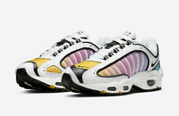 Nike Air Max Tailwind IV White Black Yellow Purple CJ6534 115 Women's Shoes NEW