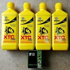 KIT TAGLIANDO BARDAHL XTC C60 15W50 FILTRO OLIO DUCATI MONSTER 696 08/2013