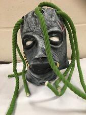 Corey Taylor rastas Máscara de látex SLIPKNOT Álbum Disfraz de Halloween Cosplay