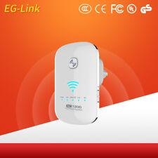 NEU ~ FroShop® WLAN WiFi LAN Repeater Verstärker Extender Dual 1.200 MBit/s