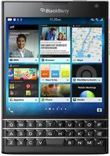BlackBerry Passport - 32GB - Schwarz (Ohne Simlock) Neu Händler