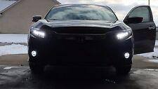 Fog Lamps Driving Light Kit for 2017 2018 Honda Civic Hatchback