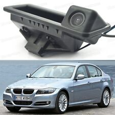 Car Trunk Handle + Rearview Camera Reverse Parking forBMW 3-Series 2009-2016