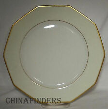 """HEINRICH/H & C china COLONIAL pattern Set of Two (2) Dinner Plates @ 9-3/4"""""""