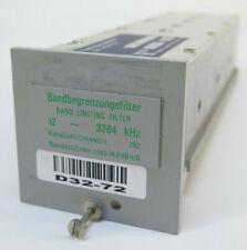 Wandel & Goltermann Band Limiting Filter 12 - 3284 kHz - RSB-12/3284 8564/50