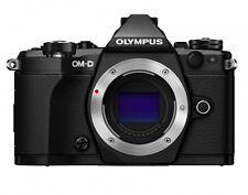 OLYMPUS OM-D E-M5 MARK II DIGITAL CAMERA BODY ONLY KIT BLACK OPEN BOX DEMO