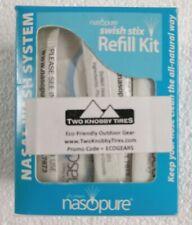 Nasopure Refill Kit Nasal Wash System 40 buffered salt packets